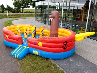 Inflatable Bouncer IB-6