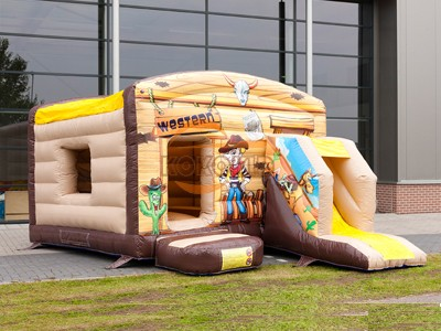 Inflatable Bouncer IB-8
